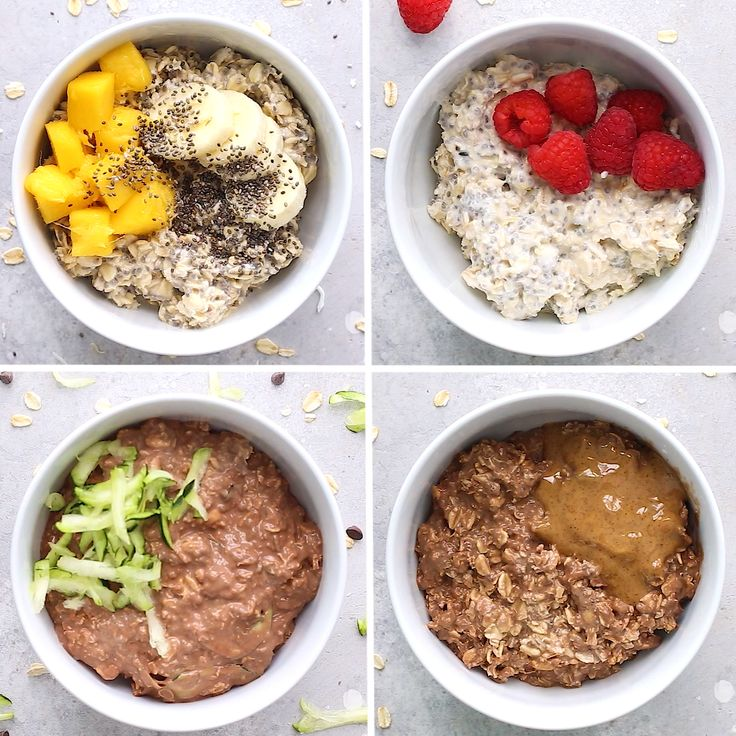 5 QUICK AND HEALTHY OVERNIGHT OATS RECIPES