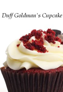 Duff Goldman cupcakes are known for their creativeness. He showed us four great ones on the show today!