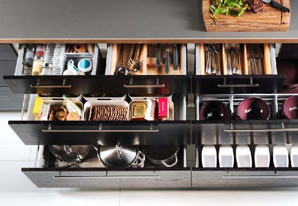 Kitchen Storage for 2012 IKEA Kitchen Furniture and Trends