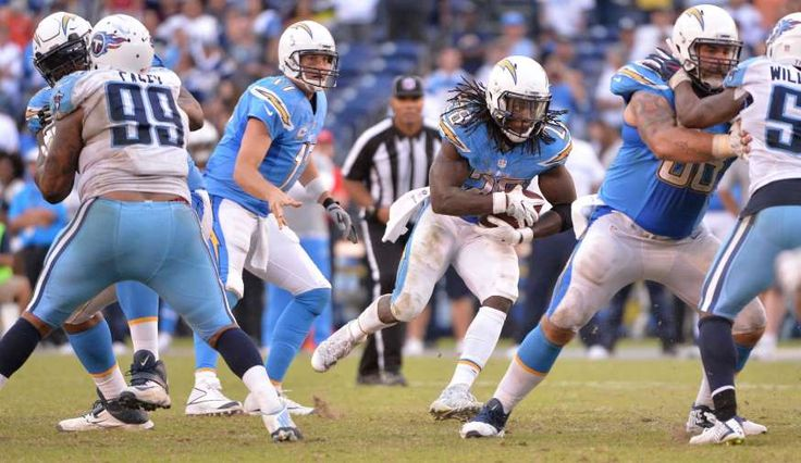 NFL Week 1 power rankings - September 5, 2017:  13. Los Angeles Chargers (20): Bolts could be primed to battle for more than L.A. if they can stay healthy. Injuries to G Forrest Lamp and LB Denzel Perryman are troubling throwback to 2016, though.