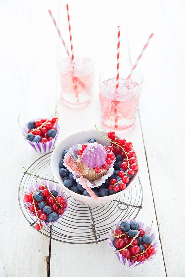 100% Végétal: Frozen cupcakes !