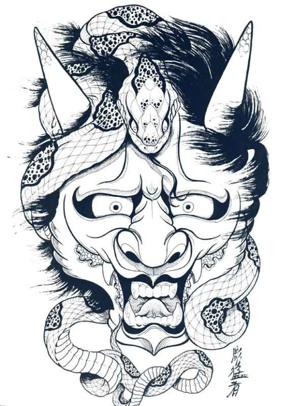 17 best images about hannya mask tattoos on pinterest back piece tattoo back tattoos and geishas. Black Bedroom Furniture Sets. Home Design Ideas