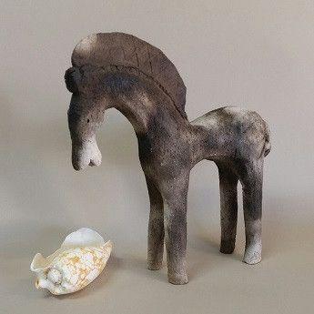 Raku Ceramic Joanna Wakefield Preston Street Artspace Perth