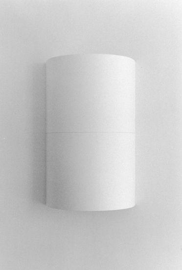 Nico Kok - Drawing of a half circle