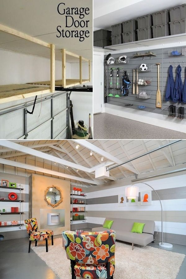 Design Your Garage Interior Modern Garage Interior Design