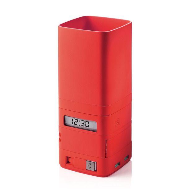 eu.Fab.com | Minitotem Organiser Red