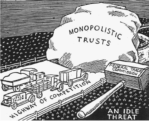 Clayton Antitrust Act • 15 October 1914 http://en.wikipedia.org/wiki/Clayton_Act_1914