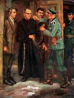 St Maximilian Kolbe Rosary   Story of Heroic Faith in the Life of Saint Maximilian Kolbe