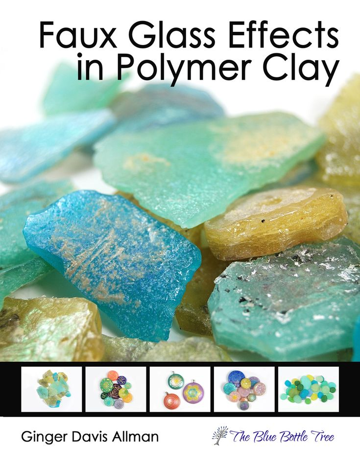 Translucent polymer clay is used to create Faux Roman Glass, Faux Czech Glass Beads, Faux Sea Glass, Faux Carnival Glass style beads, and a striking iridescent hollow dome pendant project that I ca...