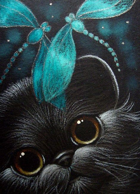 53 best Cats in Art - Cyra R. Cancel images on Pinterest ...