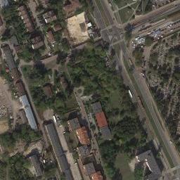 Mapa satelitarna miejscowości Warszawa (Targówek),  Zdjęcia satelitarne Warszawa (Targówek)