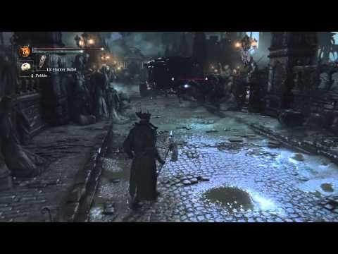 Bloodborne   Official Gamescom Demo Gameplay  Full Play thru   PS4 Exclu...