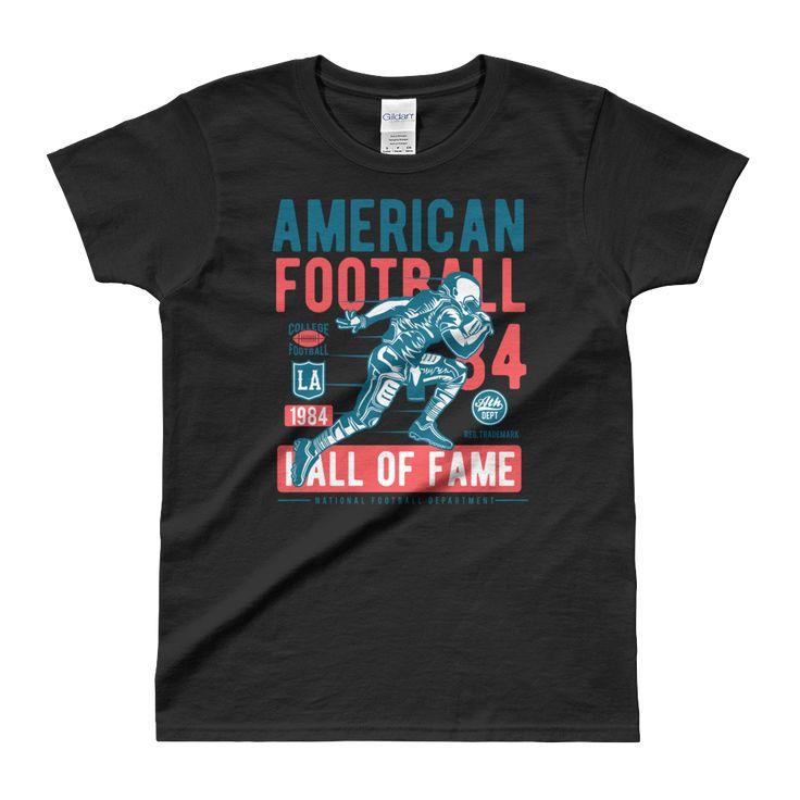 American Football - Ladies' T-shirt
