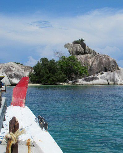 Paradise found on Belitung Island, Indonesia