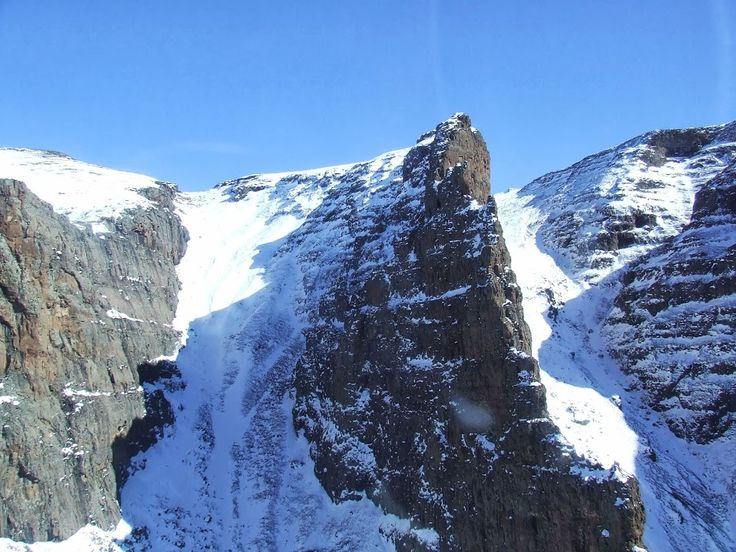 Take my folks on a helicopter flip in the Central Drakensberg (R790pp for 15 - 20 minute scenic flight).
