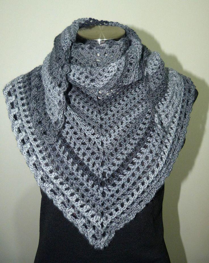 17 Best ideas about Road Trip Scarf on Pinterest Crochet ...