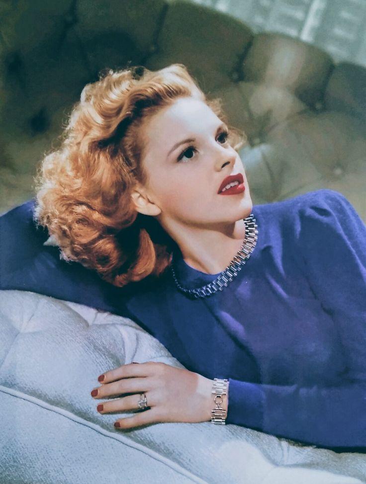 Judy Garland studio photograph, circa. 1942