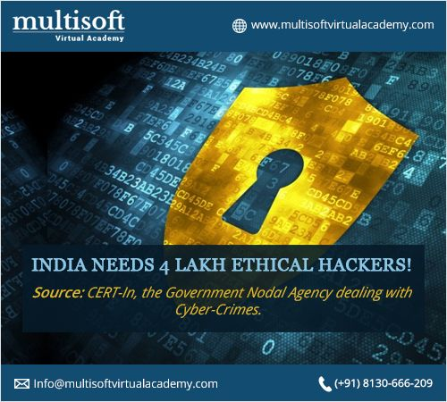 Broaden your professional horizon with Ethical Hacking Training @ http://goo.gl/E3vNa3