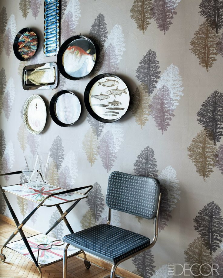 Die besten 25+ Fornasetti Tapete Ideen auf Pinterest Wolken - tapeten wohnzimmer ideen 2013