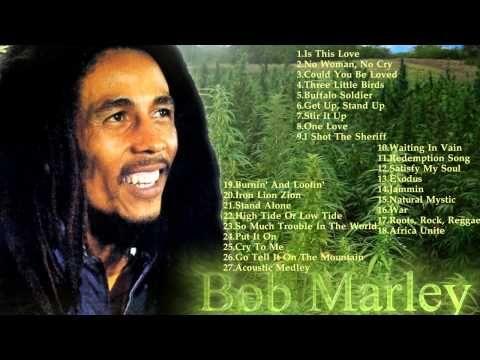 Bob Marley Greatest Hits - Best Of Bob Marley