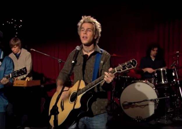 """""""On The Way Down"""" - Ryan Cabrera 