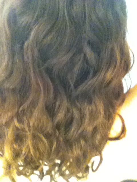Pin curled(: