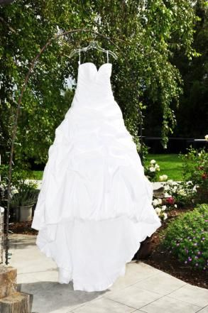 $500 Christina Wu Wedding gown