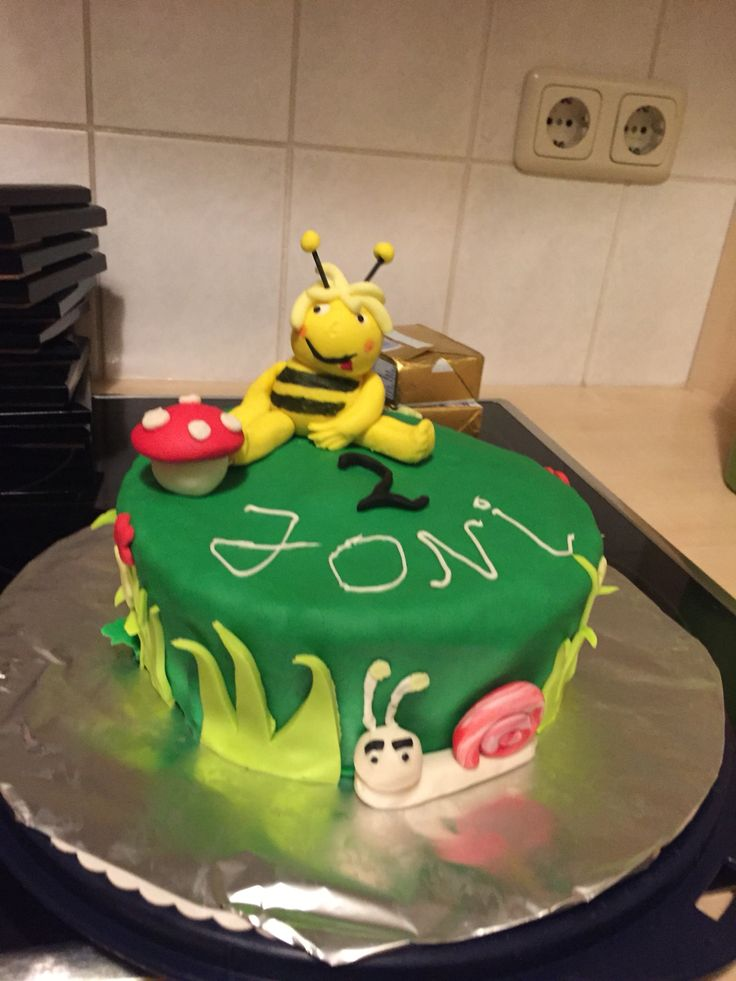 The Fairies Cake Dan Artinya : Meer dan 1000 idee?n over Biene Maja Torte op Pinterest ...