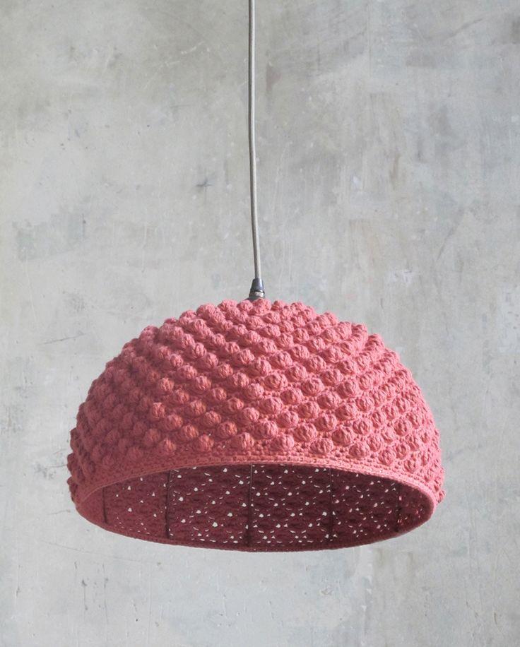 Best 25+ Crochet lamp ideas on Pinterest