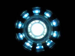 Instructables - Iron Man's arc reactor