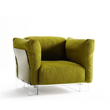 Pop Duo Armchair   Kartell   Switch Modern Great Pictures