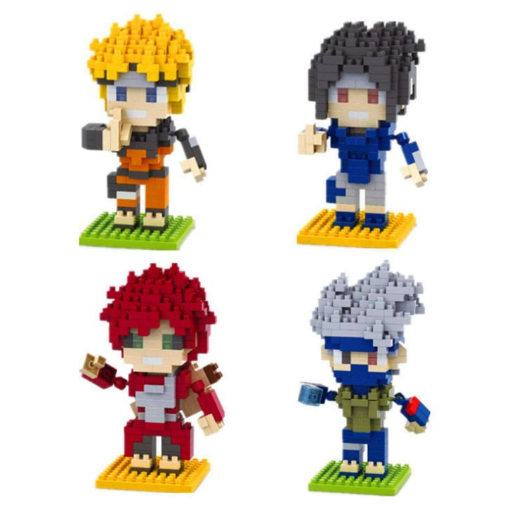 Naruto Action Figures ABS doll DIY Mini Naruto Fan Store    Very Awesome! !  Like and share!   Get yours here  http://narutofanstore.com   #naruto