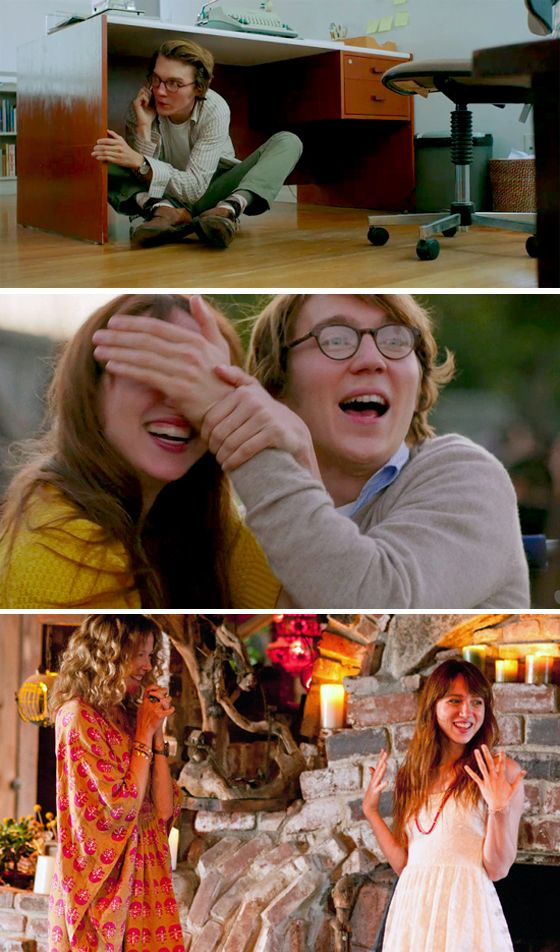 """Ruby Sparks.. """"Do you remember when dad use to say I had an overactive imagination?"""""""