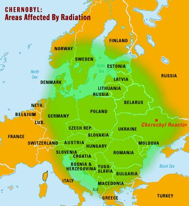 Another Chernobyl map
