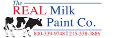 """I keep hearing about """"chalk paint"""", but nobody seems to remember that years ago, we used MILK PAINT - safe to have around pets and children.  And the COLORS?  OMG check them out!"""