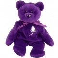 The Princess Diana Beanie Baby bear.  Why I wanted it, I do not know.  But that bear became something of a prized possession in my Beanie collection.