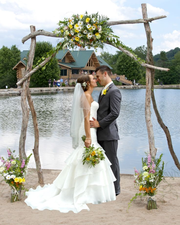Summer Wedding Ideas Pinterest: Our Outdoor Summer Wedding