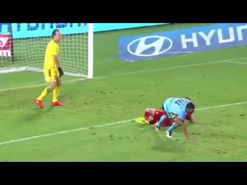 Sydney FC vs Adelaide United - http://www.footballreplay.net/football/2017/01/20/sydney-fc-vs-adelaide-united-2/
