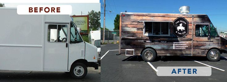 Seattle Food Truck Builders | Mobile Food Truck, Trailer & Cart Conversions