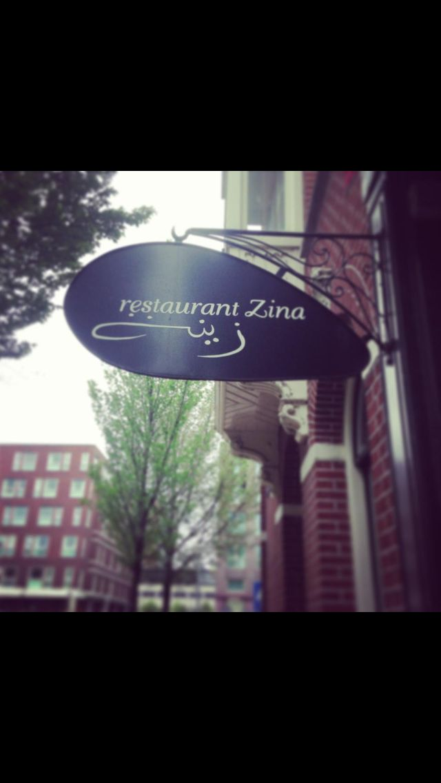 Restaurant Zina Amsterdam