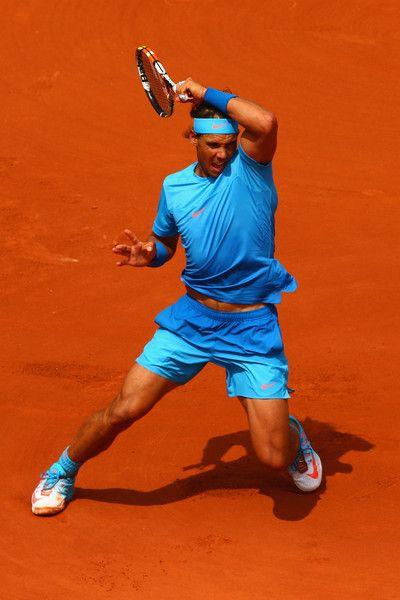 Rafael Nadal Photos - 2015 French Open - Day Five - Zimbio