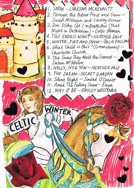 Friday Playlist: Celtic Winter -  Songs for when your preferred mode is calm and cozy.