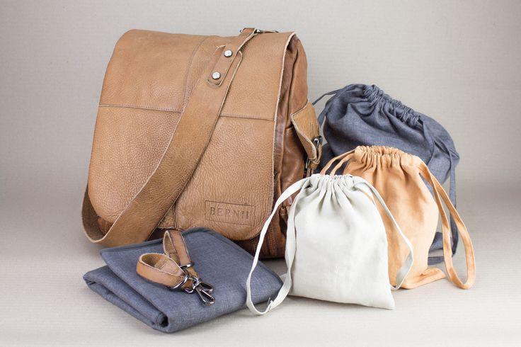 Bernii Baby Bag TAN