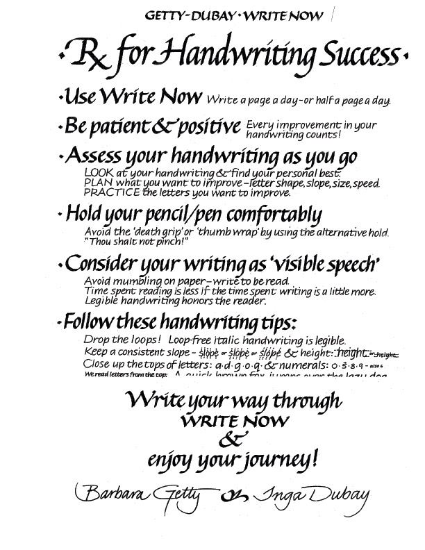 Does Handwriting Still Matter In A Digital World?
