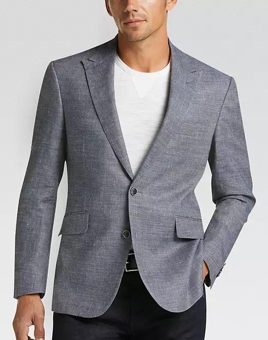 6da40ec7 Home in 2019 | New mens fashion | Blue blazer outfit men, Mens sport ...