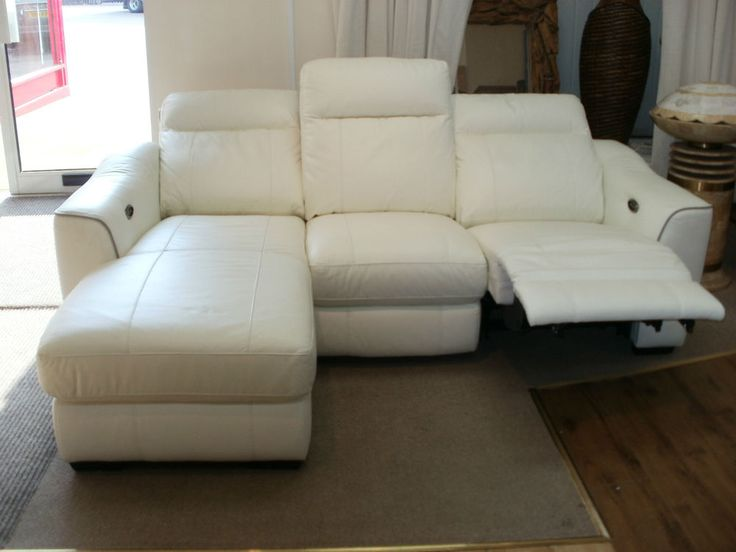 HOMEFLAIR  SOFA OUTLET   3 SEATER   ELECTRC  RECLING  LOUNGER  ( 7)  £599 #HOMEFLAIR #Contemporary