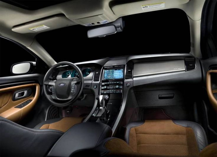 2016 Ford Taurus #interior