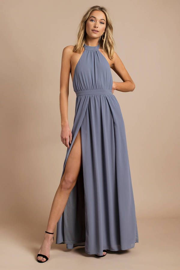 41329d5719e6e Looking for the Tara Light Rose Halter Maxi Dress? | Find Maxi Dresses and  more