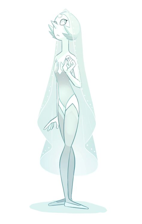 kroov:  Oh look i made up a White Diamond Pearl