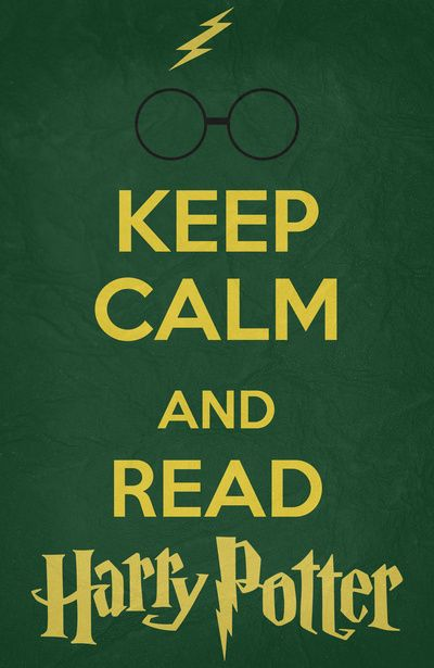 Keep Calm - Harry Potter 01
